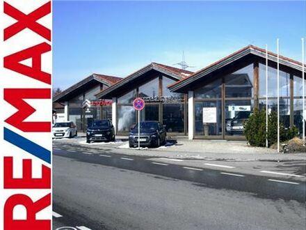 RE/MAX - Autohaus mit Werkstatt in Bellenberg