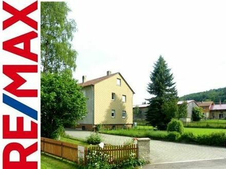 RE/MAX - Ehemaliger Bauernhof mit Scheune in Münsingen