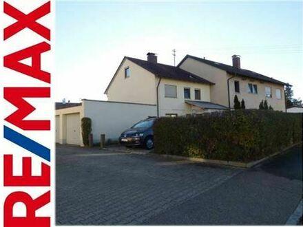 REMAX - Großzügige Doppelhaushälfte Munderkingen