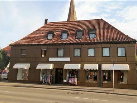 REMAX - 5 große Schaufenster im Ortskern von Donzdorf!