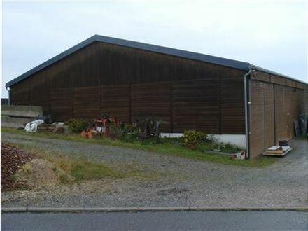 REMAX - Mehrzweckhalle in verzinkter Stahlkonstruktion mit Holzverkleidung /Eigenabbau