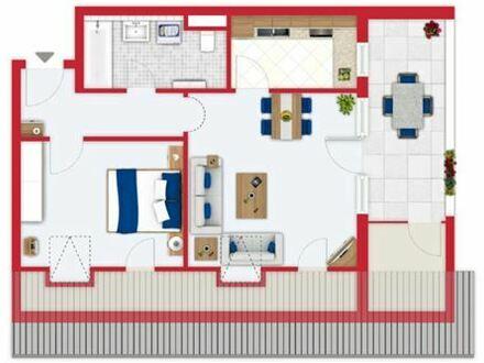 REMAX - **Gemütliche Dachgeschoß-Wohnung mit großzügiger Loggia**