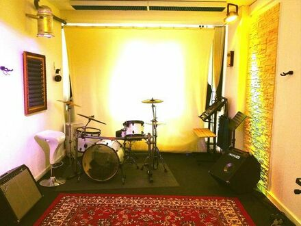 Proberaum, Übungsraum, Practiceroom per h