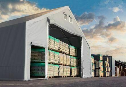 Lagerhalle 8x50x3 Industriehalle Lagerzelt