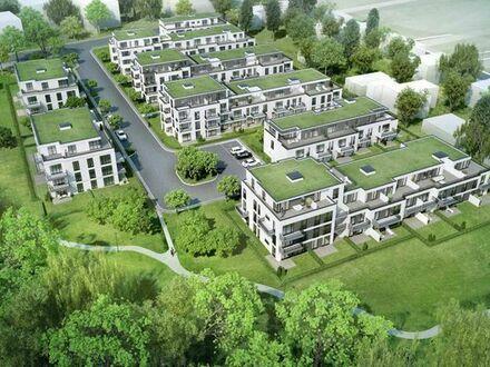 Provisionsfreie 4 Zimmer-Terrassen-Wohnung mit schönen Garten in Parkanlage liegend