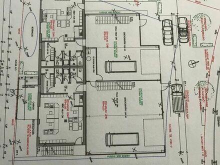 346qm Gewerbefläche mit 72qm Büro und 5 Stellplätze Massiv Neubau gehobener Standard