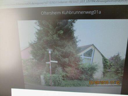 Sanierung oder Abriss in Oftersheim auch im Kreis Göppingen mit Extra Bauplatz