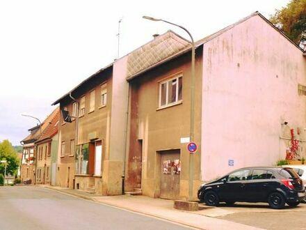 Mehrfamilienhaus mit Potential, nähe Kaiserslautern