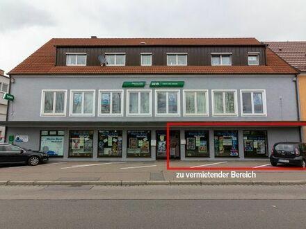 Büro- Praxisräume Ladenfläche mit Parkplätzen in Bahnhofsnähe SAD