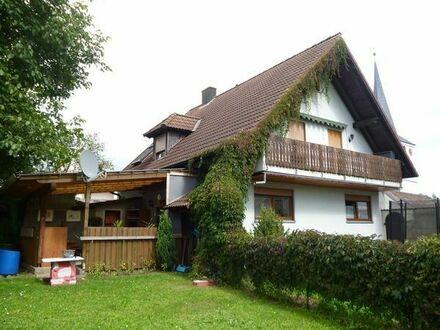 Verkaufe Einfamilienhaus m.Garten in 96132Schlüsselfeld