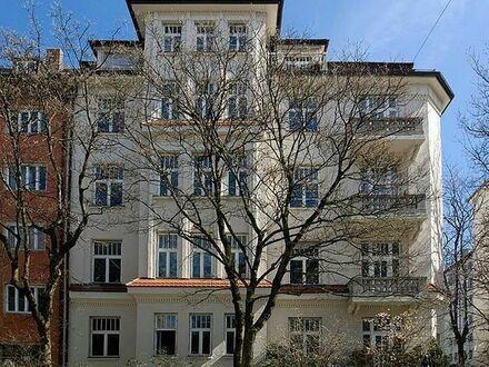 Exklusive Geschäftsadresse in Schwabing-West 5 Min Hohenzollern-/Kürfürstenplatz/Elisabethmarkt