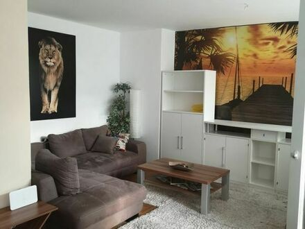 1-Zimmer-Wohnung mit Balkon und Einbauküche