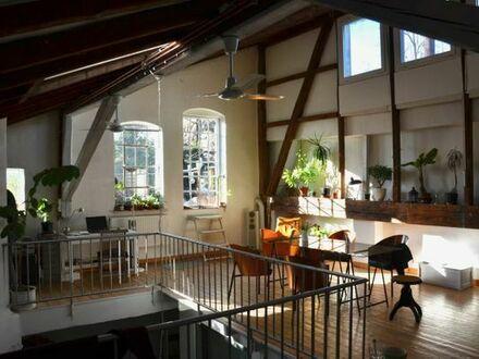 Wunderschöne Lofträume stunden-/oder auch tageweise zu vermieten