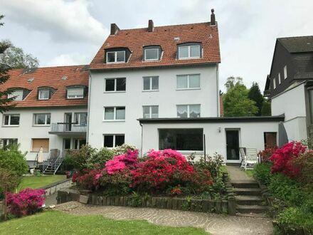 Schöne Single-Wohnung in Bo.-Linden. Gepflegtes Haus in Ruhiger Lage. Frisch renoviert !