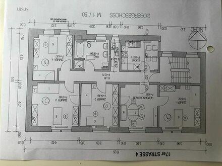 5 Zimmer Wohnung in 17er Staße 4 in Germersheim ab sofort auch an WG zu vermieten