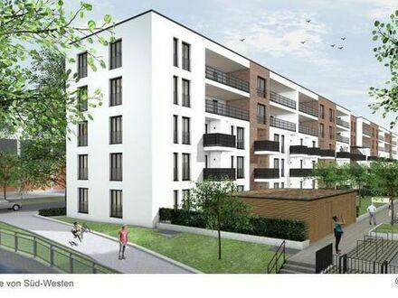 Neue Wohnanlage Martinipark Augsburg 36 bis 155m2 mit WBS