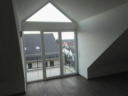 Wohnung in Kleinberghofen, S-Bahn, Erstbezug