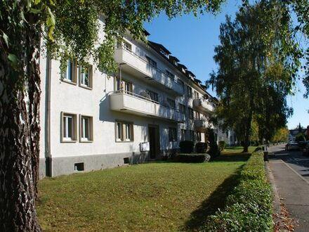 Helle, freundliche 4-Zimmer-Wohnung im Grünen