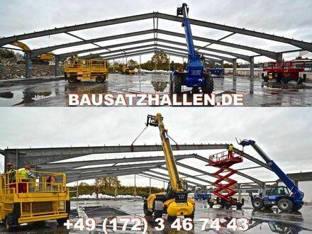 ANKAUF und Abbau von Gewerbe-/Industriehallen Alu-Hallen Holzhallen Metallhallen Stahlhallen