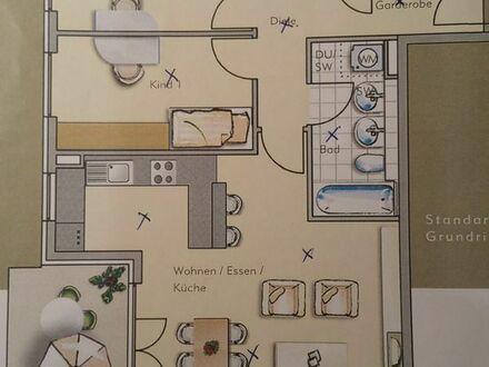 4-Zimmer-Wohnung zum 01.07.2018 in München-Freimann