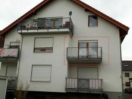 Sandhausen, 1 Zimmer-Wohnung zu vermieten, 28 m2, mit PKW-Stellplatz