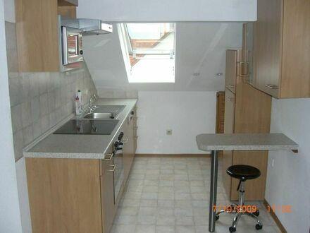 1 Zimmer Wohnung im DG in Herzogenaurach OT zu vermieten