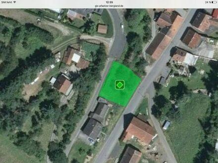 Grundstück erschlossen in Gundersweiler 677qm