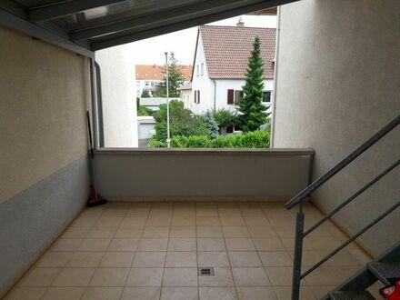3 Zimmerwohnung auf zwei Ebenen 102qm mit Terasse und Stellplatz.