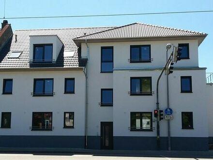 NEUBAU / Erstbezug: 3,5 ZKB Zimmer Küche Bad 1. OG EBK Wohnung Balkon Etagenwohnung 4