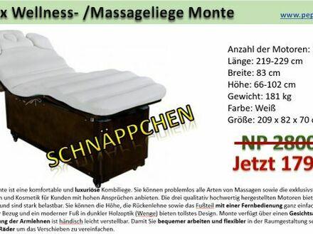 Elektrischen Kosmetik- Wellness- Massage- Fußpflege Liege fast geschenkt