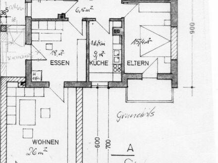 3,5 Zimmer Wohnung 1OG mit Wintergarten und Carport für 1 PKW