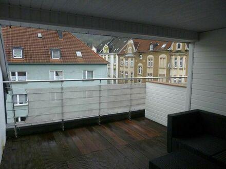 Hagen Eilpe, Luxus Maisonette-Wohnung auf 2 Etagen, große Loggia Traumbad Fussbodenheizung