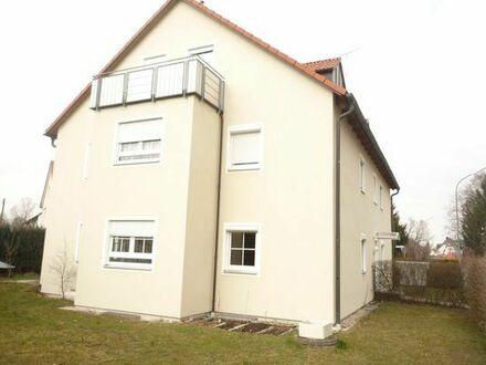 3-Zimmer Erdgeschosswohnung in Hebertshausen mit Garten und Terrasse