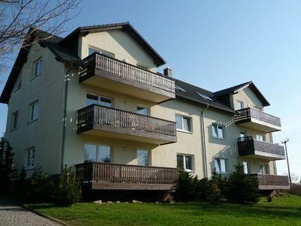 Dreiraunwohnung mit Balkon Südseite