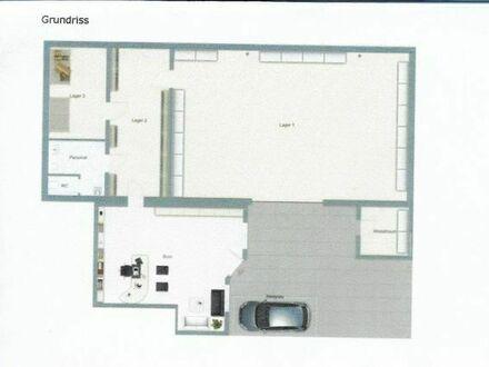 Gewerbeeinheit 210qm in 67454 Haßloch zu vermieten Nachmieter Büro-Lager