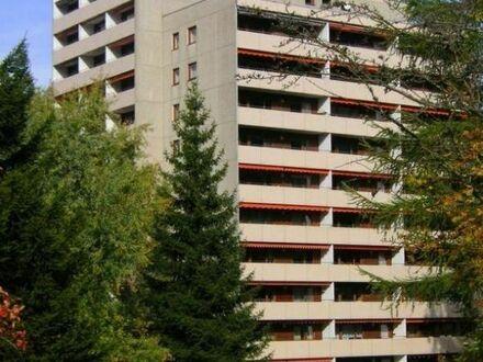 Luftkurort zum Wohnen und Arbeiten! 1-Zimmer Wohnung