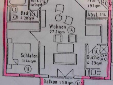 2-Zimmer Wohnung, Fürth Weiherstr.