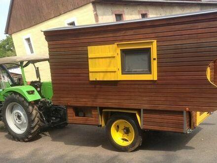 Schäferwagen Wohnwagen Gartenhaus