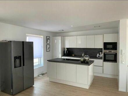 Neubau Maisonettewohnung, 4 ZKB _ 131 m2 mit Dachterrasse, Südausrichtung