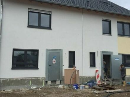 Neubau inkluisve , Fußbodenheizung , Grundstück