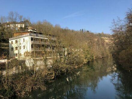 Penthouse mit grosser Terrasse Wohlfühlwohnung direkt an der Rems