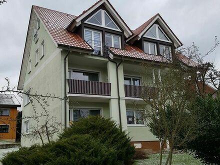 4-Zimmer-Wohnung Forchheim Ost EG