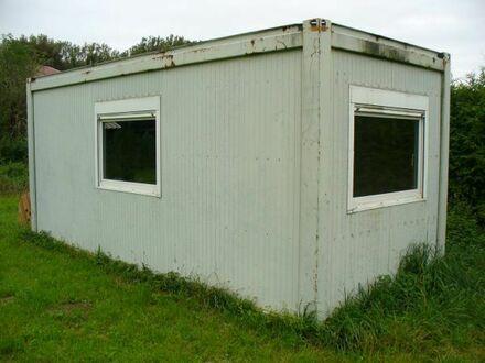 Baucontainer, Wochenendhaus, Container