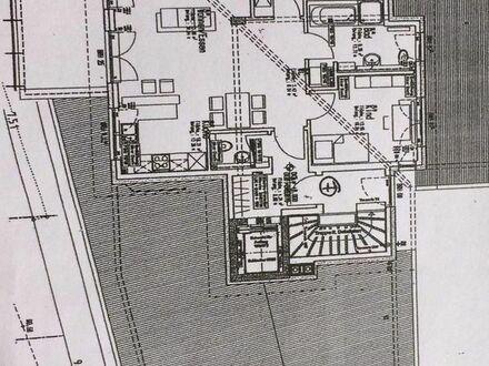 Speyer: Penthouse zu vermieten mit 40qm Dachterasse