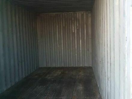 XL-LagerContainer ca. 14 m2 (20 Fuß) zu vermieten