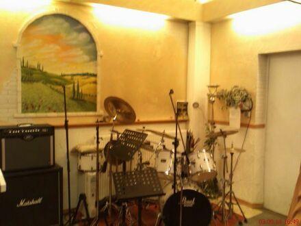 Mitnutzung von Musik-Übungsraum / Gesangsraum / Band-Proberaum / Tonstudio