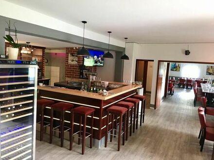 Restaurant / Biergarten / Vereinsgaststätte einer Golf-Übungsanlage