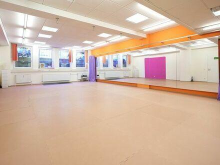Tanzstudio in München Giesing zu vermieten für Tanz, Kampfkunst und Fitness