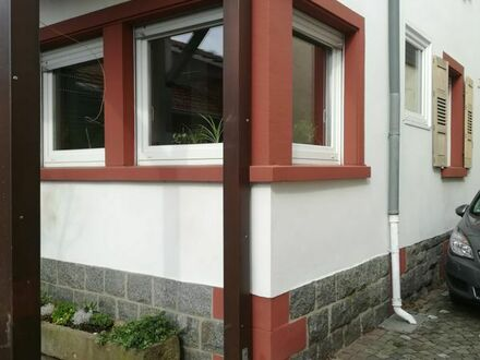 Sanierte Altbau-2-Zimmerwohnung mit großer Wohnküche in Birkenau!