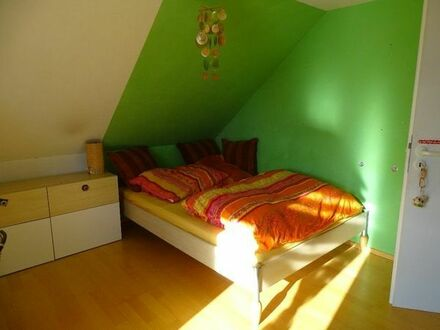 Schönes möbiliertes Zimmer im schönen Pfinztal ab sofort zu vermieten